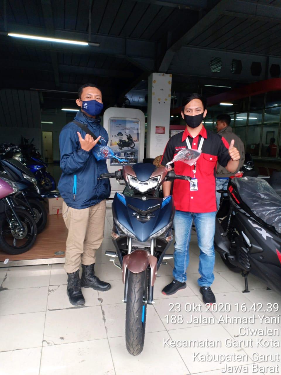 Dealer Motor Yamaha Garut